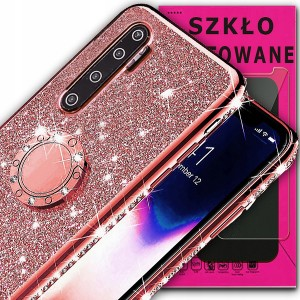 Diamentowe etui OXYGEN BlinG do Mi Note 10 lite