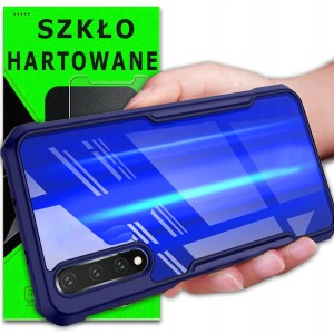 Etui marki OXYGEN AIR do Huawei P Smart PRO +SZKŁO