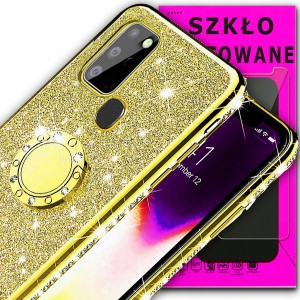 Diamentowe etui do Samsung Galaxy M21 OXYGEN BlinG
