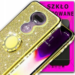 Diamentowe etui do Motorola G7 PLAY OXYGEN BlinG